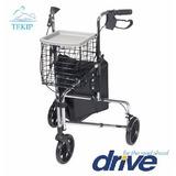 Caminador Andador Ortopedico Drive 3 Ruedas Plegable Envíos