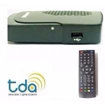 Decodificador Sintonizador Asfox Tda Tdt Hd Tv Digital Envio