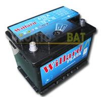 Bateria Willard 12x 75 Calcio-plata Envío Y Coloc Sin Cargo