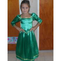 Disfraz De Princesa Fiona