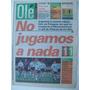 Diario Ole 2/9/1996 Argentina 1 Paraguay 1 Gol De Chilavert