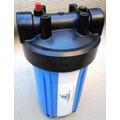 Filtro Ablandador De Agua Marca Siliphos® Con Sop. Y Llave.
