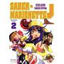 Saber Marionette J 2 Manga Editorial Ivrea Argentina