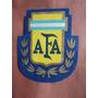 Afa 10 Parches Escudo Selección Nacional