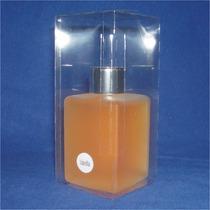 100 Cajas Transparentes De Poliéster P/ Difusores Aromáticos