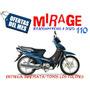 Corven Mirage 110 Full - Todos Los Colores-entrega Inmediata