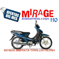 Moto Corven Mirage 110 Full 0km 2016