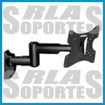 Rla-soportes Lcd Led 2 Brazos Angulo H-32 Pulgadas Importado