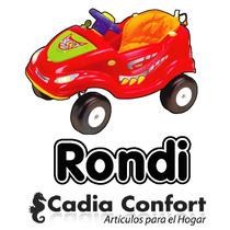 Andador Buggy Ruedas Libres Rondi 3200
