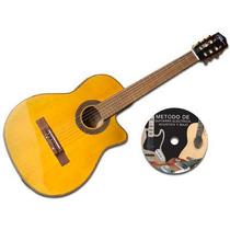 Guitarra Clasica Criolla Racker Plus 708 Eq-afin Acustica