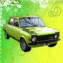 Calcomania Fiat 128 Iava