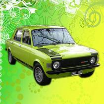 Calco Fiat 128 Iava