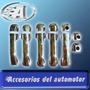Cubremanijas Cromadas Ford Ecosport - Fiesta - Ranger (/09)