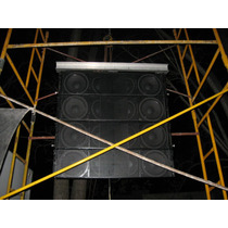 Line Array Clon Aero 38 Listo Para Trabajar