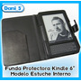 Funda Protectora Kindle 3 Keyboard, Cubierta, C/regalo