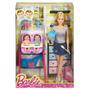 Barbie Niñera Con Bebés Tv Original Mattel Zona Sur Lomas