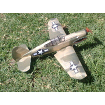 Vendo Kit Motor A Goma Hawk P-40 D
