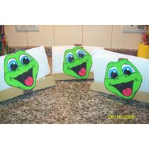 Servilleteros De Dinosaurios En Carton Corrugado Y Goma Eva