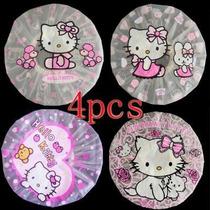 Gorras De Baño De Hello Kitty / Para No Mojarte El Pelo