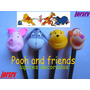 Lapices Souvenirs Backyardigans Pocoyo Cars Pooh Disney Hi-5