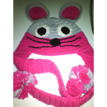 Gorras Tejidos A Crochet Infantiles.