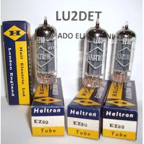 Valvulas Electronicas Ez80 / 6v4 Nos Nib Haltron