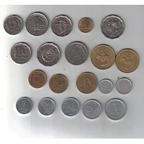 Argentina 50 Monedas Con Motivos Diferentes !!