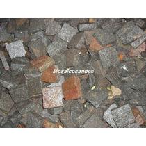 Pisos Y Revestimientos De Piedra. Adoquin De Porfido