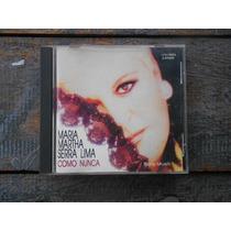 Maria Martha Serra Lima Como Nunca Cd 1993