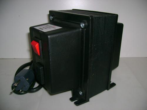 Transformador 220 110 1000w reales zeus merlo 430 xepgx - Transformador electrico precio ...