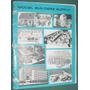 Catalogo Publicidad Herramientas Hobby Hobbistas Ingles