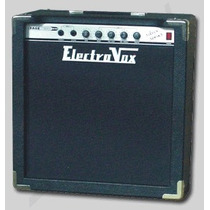 Amplificador Equipo P/ Bajo Electrovox 40w Basstech