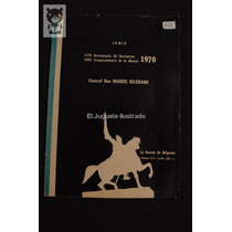 La Gaceta De Belgrano 1970 Antigua Revista