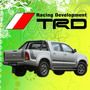 Calcomania Decoracion Toyota Hilux Trd