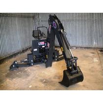 Retroexcavadora Nardi 270 Para 3 Puntos De Tractor