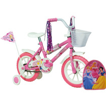 Bicicleta Rod 12 De Niña Nena + Mochila De Regalo Tb P/niños