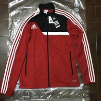 Campera Adidas Tiro 13 Original Roja Negra Talle S Climacool