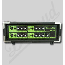 Consola Potenciada Mixer Decoud Mp-412 120w 4 Canales