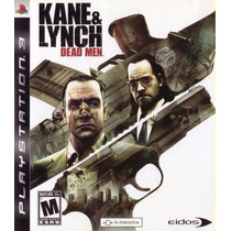 Kane And Lynch 1 & 2 Ps3 Digital - Express Game