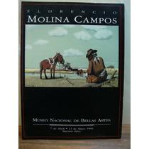 Florencio Molina Campos. Museo Nacional De Bellas Artes 1989