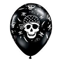 Globos Latex Jake Y Los Piratas Decoracion Cotillon