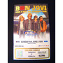 Bon Jovi - Have A Nice Day Tou- Ticket Entrada (inglaterra)