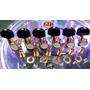 Clavijas Blindadas En Dorado Glpmusic