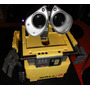 Wall E Wall-e Walle Disney Pixar Robot Eve Eva Transformer