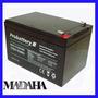 Bateria De Gel De 12v 12a Skate Electrico Patineta Plomo-cal