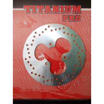 Cuatri Trx 300 Honda.disco De Freno Titanium Pro