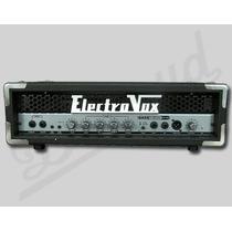 Amplificador Cabezal P/ Bajo 120w Basstech Electrovox