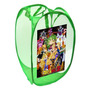 Canasto Ropa Dragon Ball Z Plegable Organizador Multiuso
