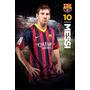 Fc Barcelona 13/14 Home. Messi 10.