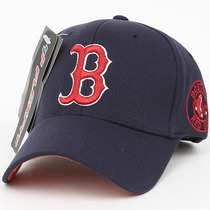 Gorra Visera Mlb Boston Red Sox Flex Fit Baseball B002